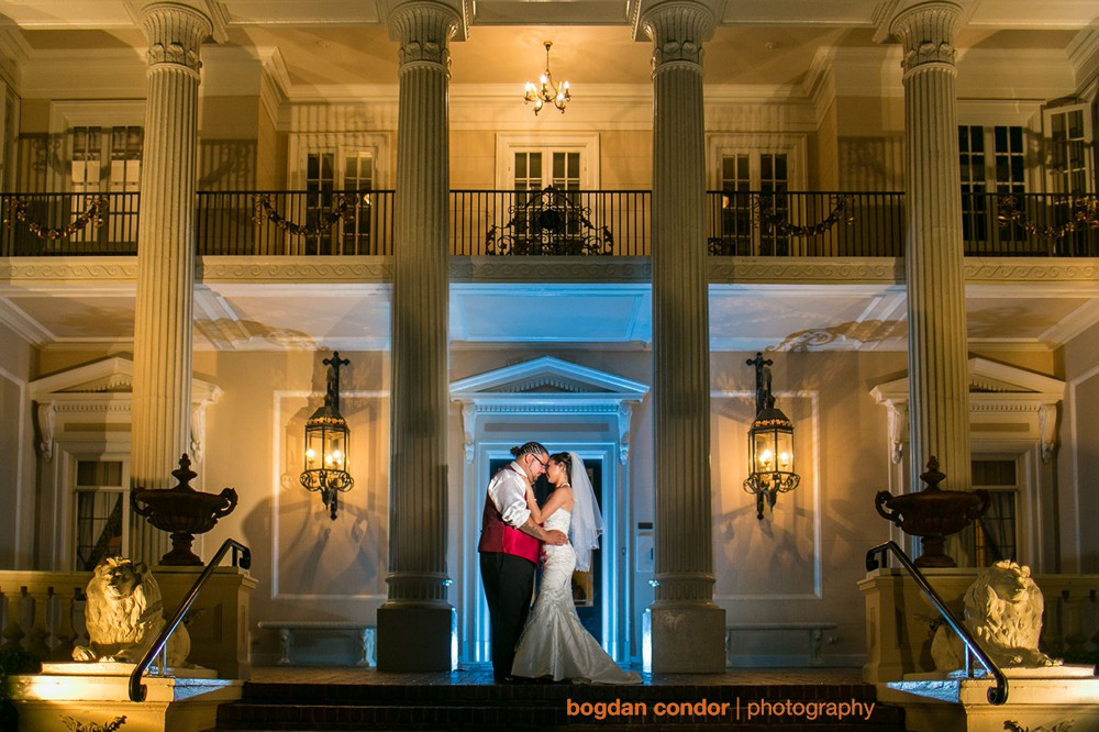 grand island mansion wedding preview sarah and jack